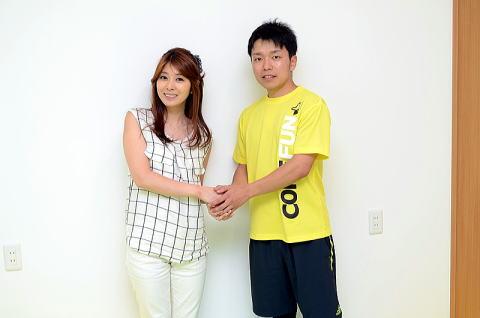 女優、矢部美穂さんの取材